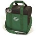Basic Single Ball Tote Black/Green